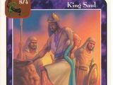 King Saul (Brown) (Wa)