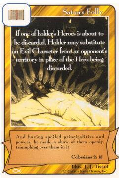 Satan's Folly - Apostles