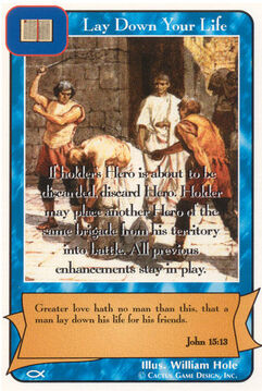 Lay Down Your Life - Apostles