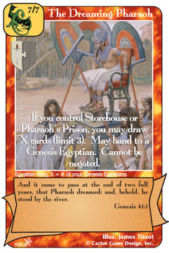 The Dreaming Pharaoh (FF2)