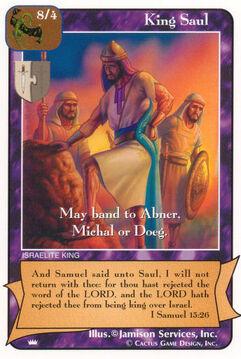 King Saul - Kings