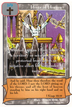 Hosts of Heaven - Patriarchs