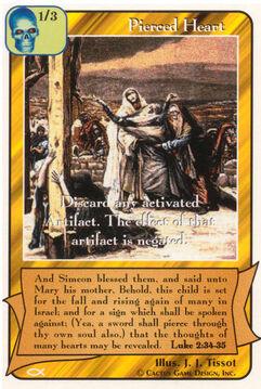 Pierced Heart - Apostles
