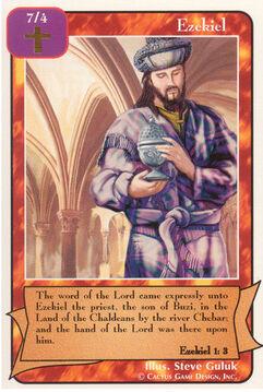 Ezekiel - Prophets