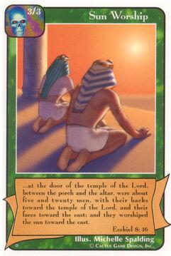 Sun Worship (D)