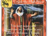 Urijah the High Priest (Pi)