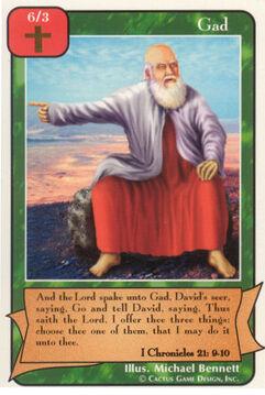 Gad - Prophets