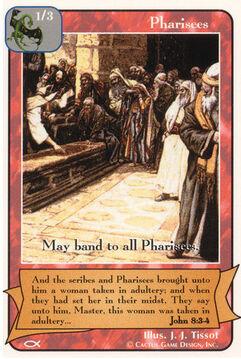Pharisees (Pink) - Apostles