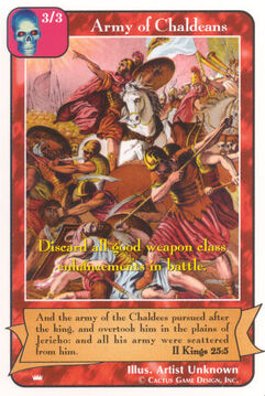 Army of Chaldeans - Kings