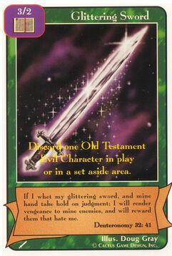 Glittering Sword (Wa)