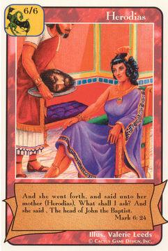 Herodias (A)