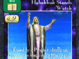 Habakkuk Stands Watch (TP)