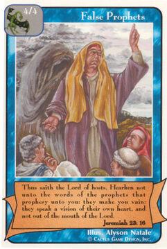 False Prophets - Prophets