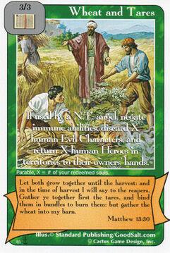 Wheat and Tares (Di)