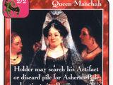 Queen Maachah (Ki)
