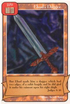Ehud's Dagger (UL)