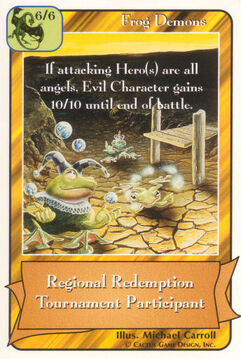 Frog Demons - Promotional