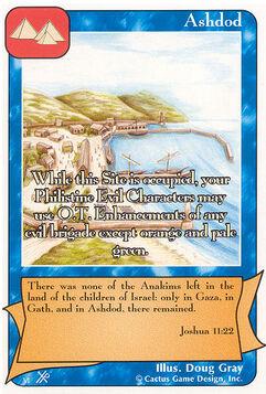 Ashdod (FF) - Faith of Fathers