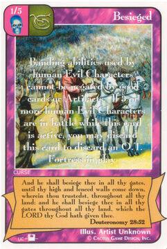 Besieged (Pi) - Priests