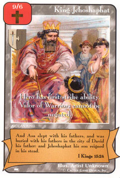 King Jehoshaphat - Kings