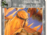 Hard-hearted Religious Leaders (UL)