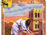 Woman of Thebez (Wo)