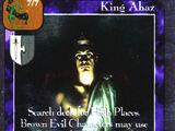 King Ahaz (TP)