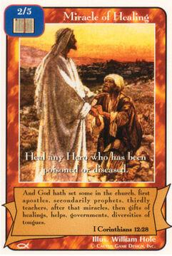 Miracle of Healing - Apostles