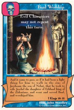 Baal Worship (Pr)