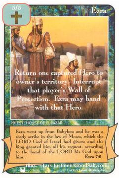 Ezra (Pi) - Priests