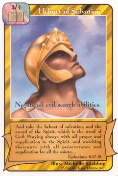 Helmet of Salvation - Kings