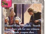King Pekah (Ki)