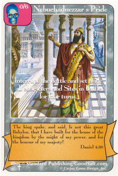 Nebuchadnezzar's Pride - Rock of Ages