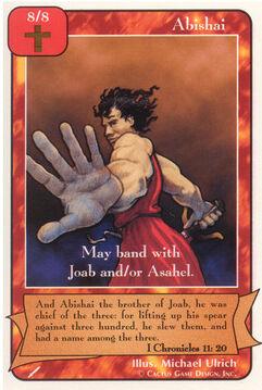 Abishai - Warriors