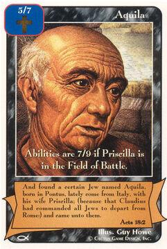 Aquila - Apostles