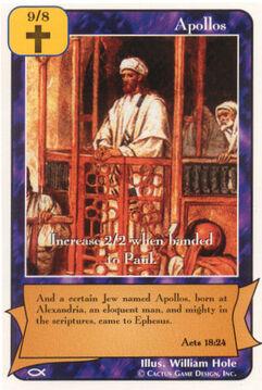 Apollos - Apostles