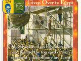 Given Over to Egypt (RA)