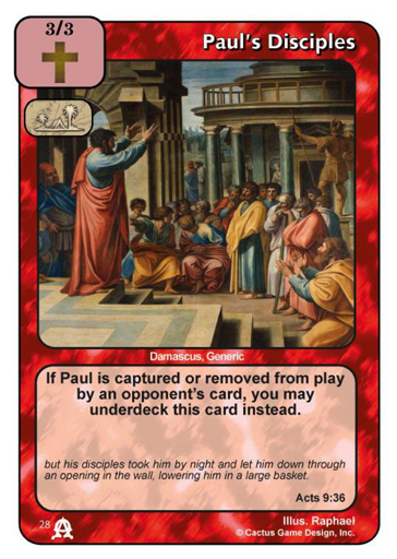 Paul's Disciples (TEC)