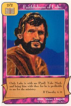 Faithfulness of Luke - Unlimited