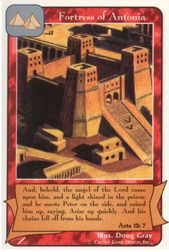 Fortress of Antonia (Wa)