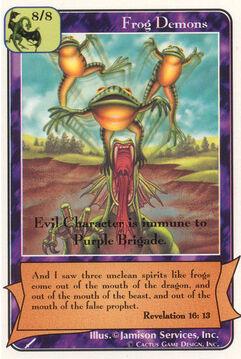 Frog Demons - Warriors