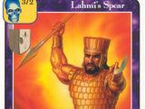 Lahmi's Spear (Ki)
