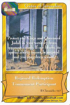 Gates of Jerusalem (P)