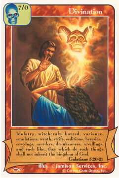 Divination - Apostles