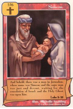 Simeon - Prophets