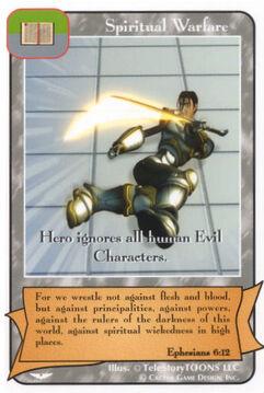 Spiritual Warfare - Angel Wars