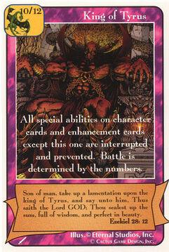 King of Tyrus - Warriors