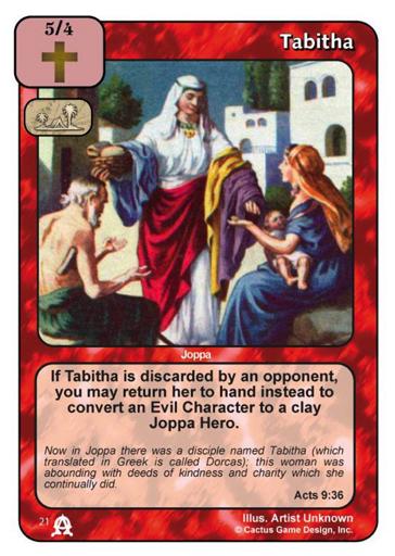 Tabitha (TEC)