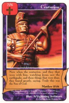 Centurion - Patriarchs