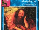 Alexander the Coopersmith (E)